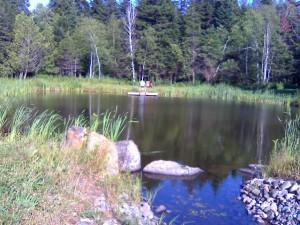 Centre Tara lac